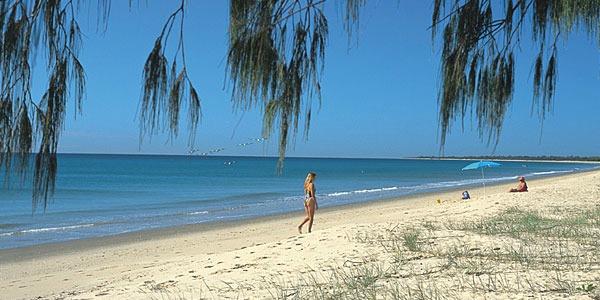 Bundaberg beach