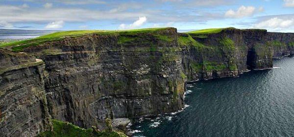 Ireland Motorhome Hire to coastal drives