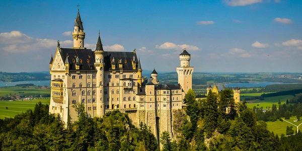 Fussen castles