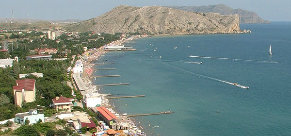 Genoa beaches