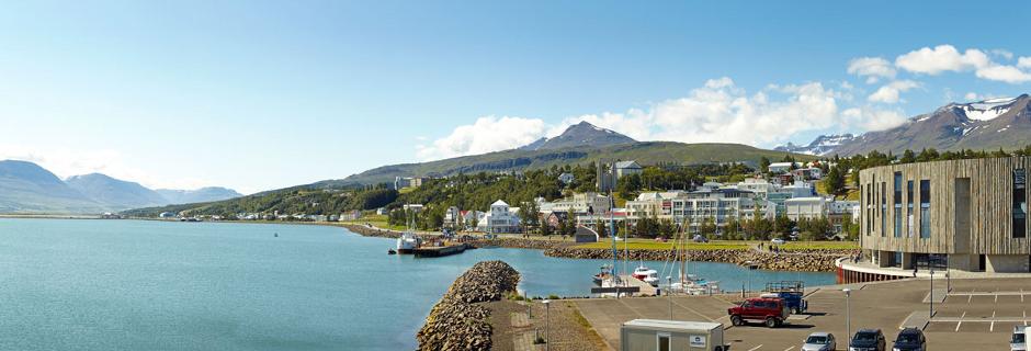 Akureyri Motorhome holidays