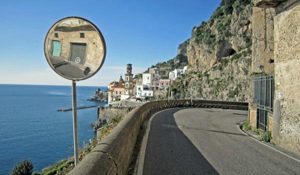 amalfi road trip