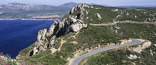 campervan drive Spain