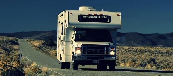 Onroad motorhome hire Denver