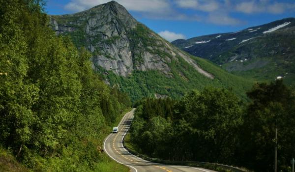 Highway E6 Norway