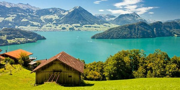 lake lucerne road trip