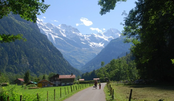 lauterbrunnen valley