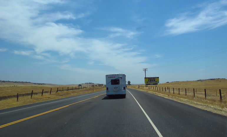 Rv from Onroadcampevan for USA road trip