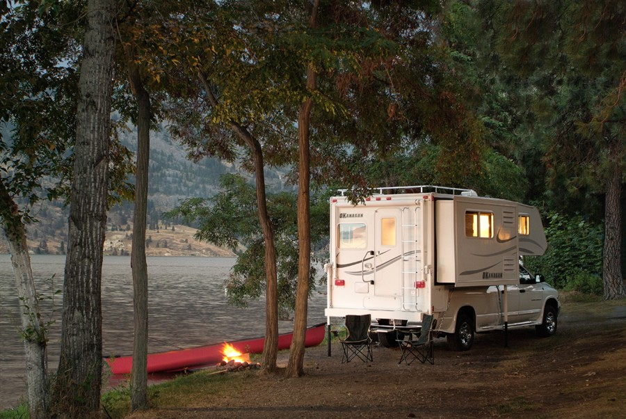 rv holiday canada
