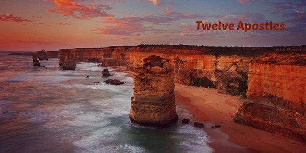 The Twelve Apostles Holiday