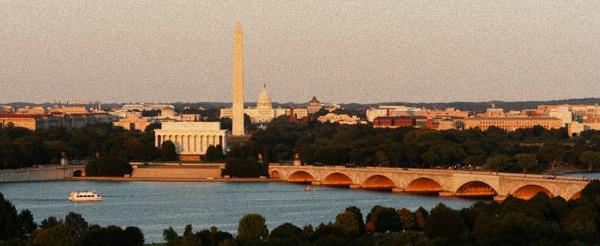 Washington DC view