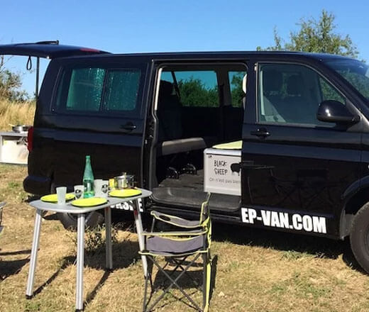 France - OnRoadCampervan - Motorhome Hire & Campervan Rental