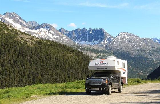 Calgary Motorhome Hire Rv Rental Amp Campervan Rental