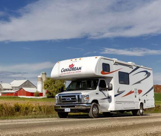 RV Rental Montreal - Campervan Rental & Motorhome Hire